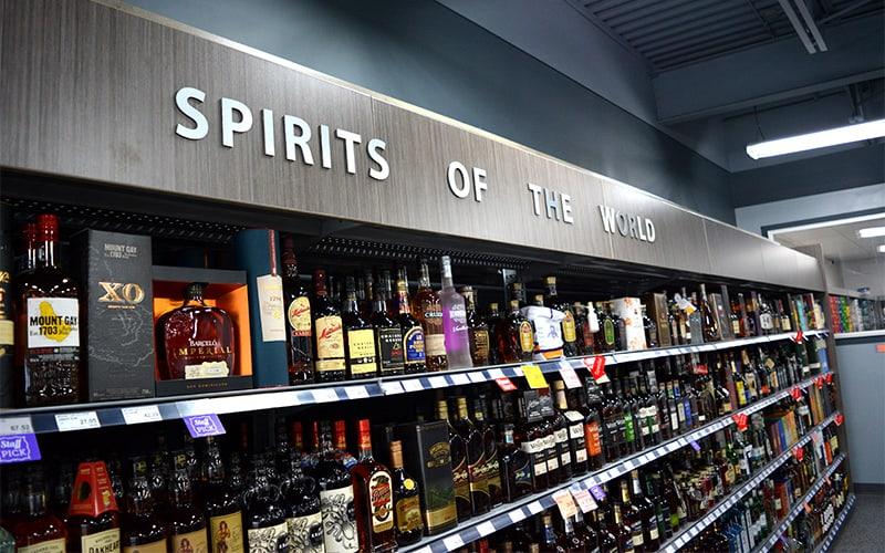 Bros. Liquor Discount Spirits