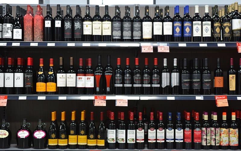 Bros. Liquor Discount Wine