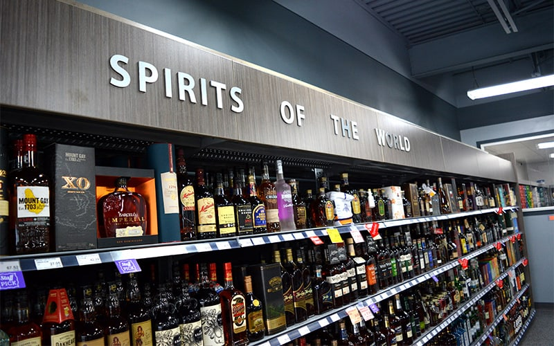 Bros. Liquor Discount Spirits